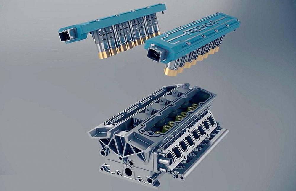 5d2fc48b356150ce814a605b7ac02052 Как работает двигатель без ГРМ?