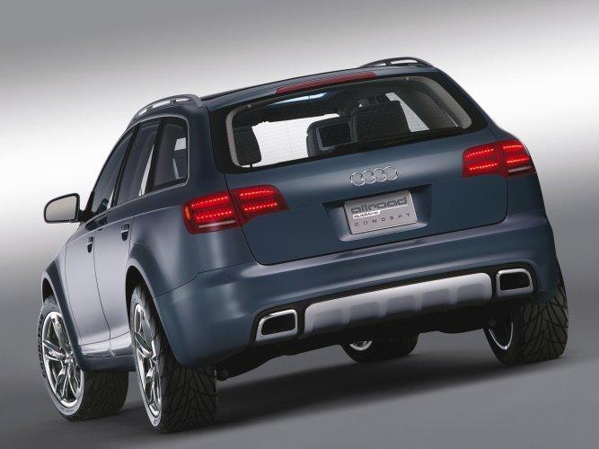 Allroad-quattro-concept1 Концепт кары легендарной компании AUDI