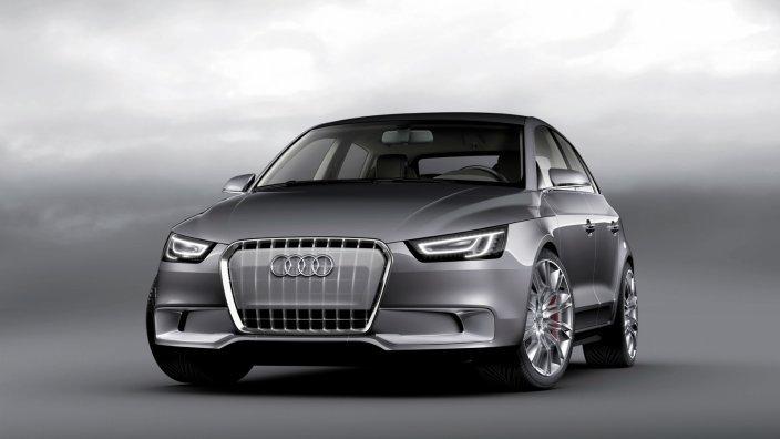 Audi-A1-Sportback-concept Концепт кары легендарной компании AUDI