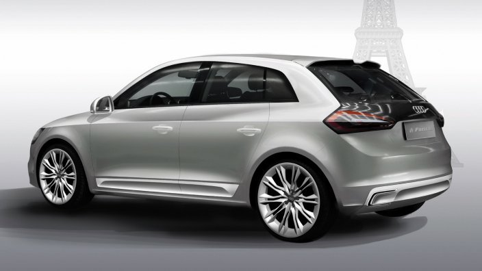 Audi-A1-Sportback-concept_1 Концепт кары легендарной компании AUDI