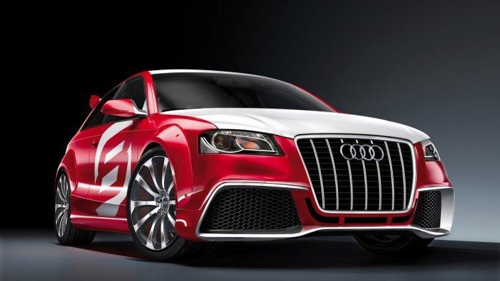 Audi-A3-TDI-clubsport-quattro Концепт кары легендарной компании AUDI