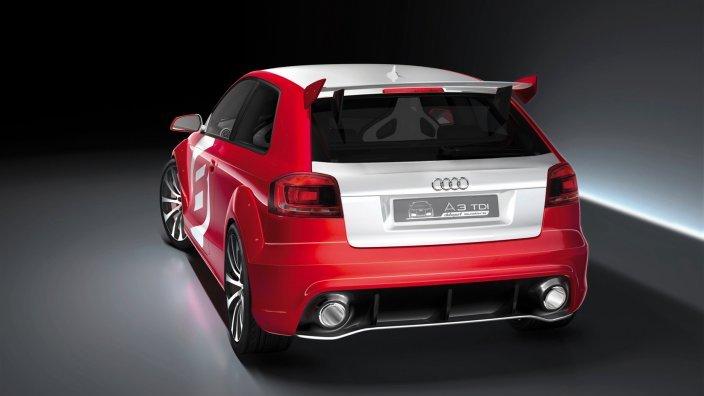 Audi-A3-TDI-clubsport-quattro_1 Концепт кары легендарной компании AUDI