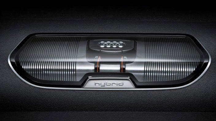 Audi-A8-Hybrid_1 Концепт кары легендарной компании AUDI