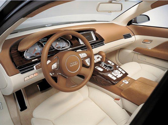 Audi-Avantissimo2 Концепт кары легендарной компании AUDI