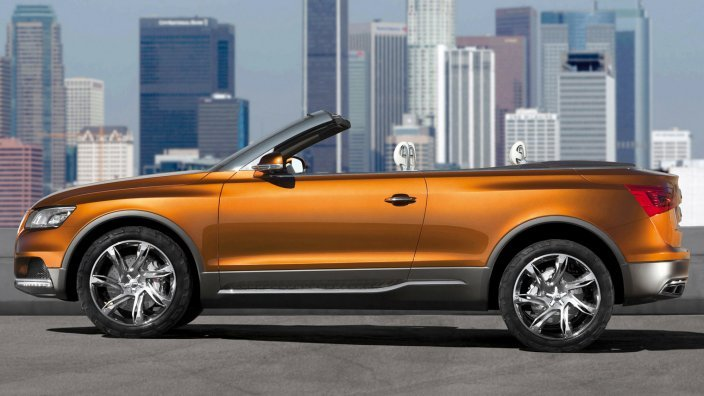 Audi-Cross-Cabriolet-quattro_1 Концепт кары легендарной компании AUDI