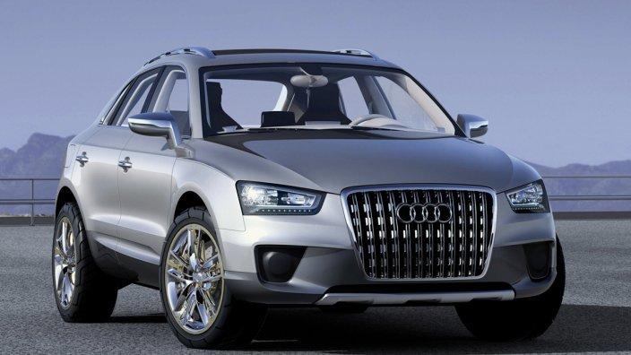 Audi-Cross-Coup-quattro Концепт кары легендарной компании AUDI
