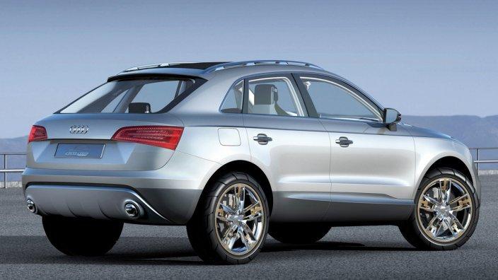 Audi-Cross-Coup-quattro_1 Концепт кары легендарной компании AUDI
