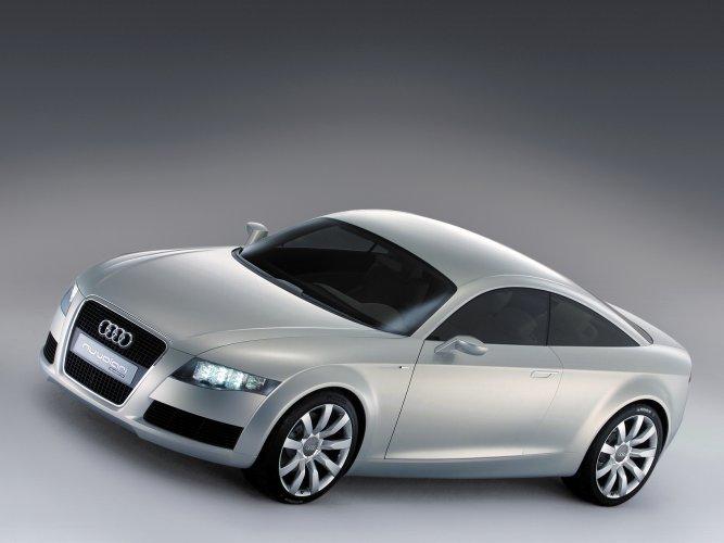 Audi-Nuvolari-quattro Концепт кары легендарной компании AUDI