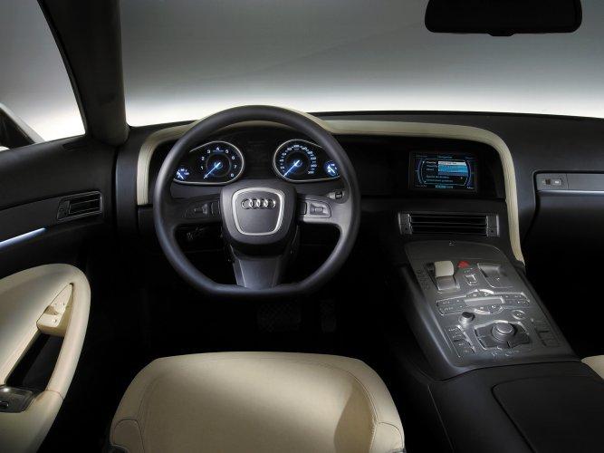 Audi-Nuvolari-quattro2 Концепт кары легендарной компании AUDI