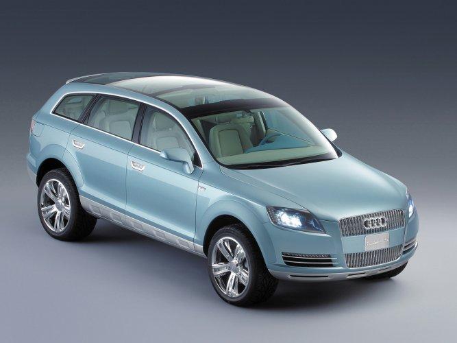 Audi-Pikes-Peak-quattro Концепт кары легендарной компании AUDI