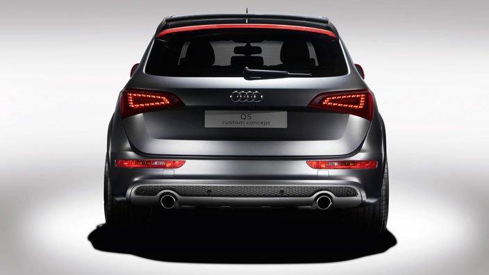 Audi-Q5_1 Концепт кары легендарной компании AUDI
