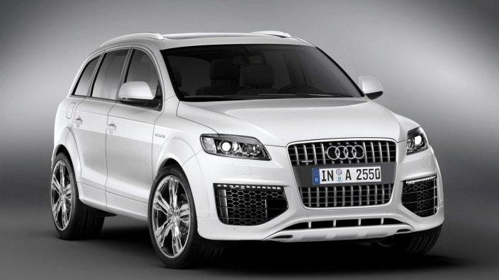 Audi-Q7-coastline Концепт кары легендарной компании AUDI