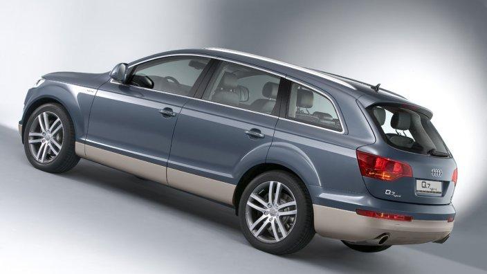 Audi-Q7-hybrid-concept1 Концепт кары легендарной компании AUDI