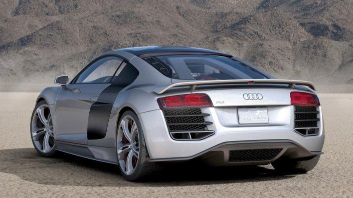 Audi-R8-V12-TDI-concept_1 Концепт кары легендарной компании AUDI