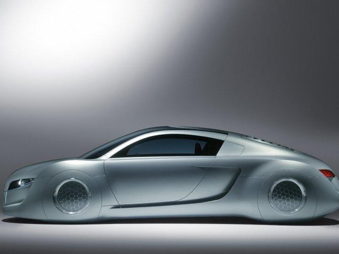 Audi-RSQ Концепт кары легендарной компании AUDI