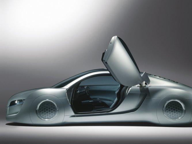 Audi-RSQ1 Концепт кары легендарной компании AUDI