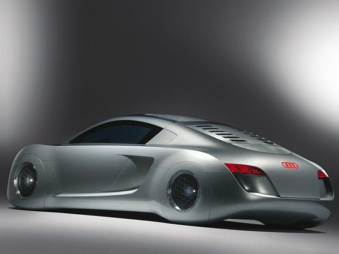 Audi-RSQ2 Концепт кары легендарной компании AUDI