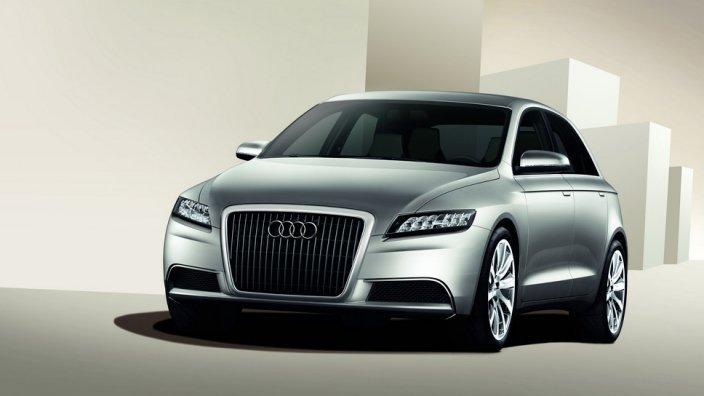 Audi-Roadjet-concept Концепт кары легендарной компании AUDI
