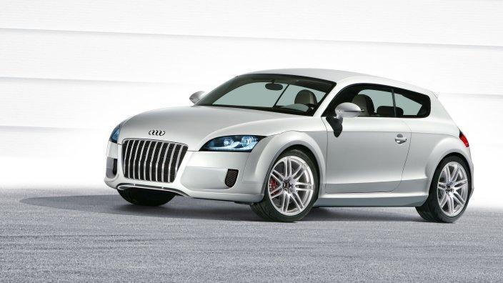 Audi-Shooting-Brake-Concept Концепт кары легендарной компании AUDI