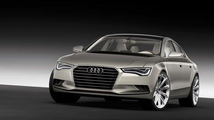 Audi-Sportback-concept Концепт кары легендарной компании AUDI