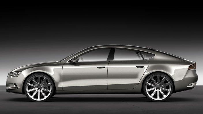 Audi-Sportback-concept_1 Концепт кары легендарной компании AUDI