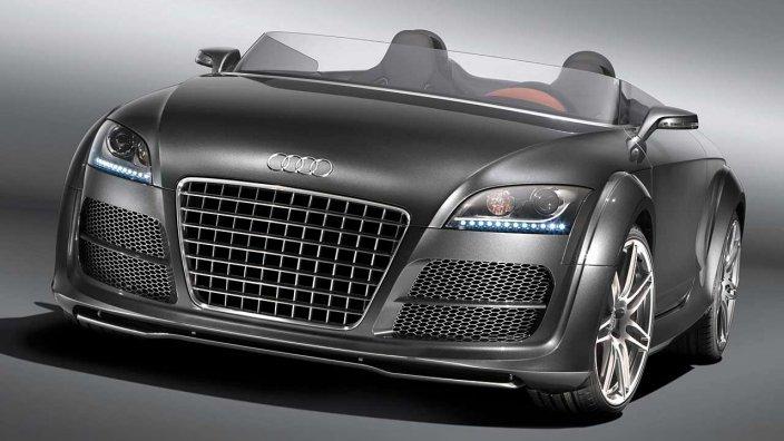 Audi-TT-clubsport-quattro Концепт кары легендарной компании AUDI