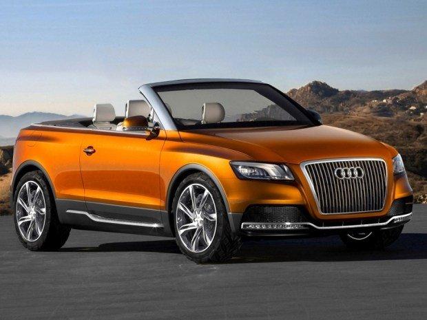 Audi кабриолет