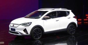jac-volkswagen-sol-e20x-hevcars-2-300x156 «SOL E20X2» - это новые кроссоверы от двух известных автомобильных брендов.