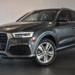 Audi Q3 Новости ВАГ Сервис