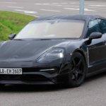 прототип Porsche Taycan новости ВАГ Сервис