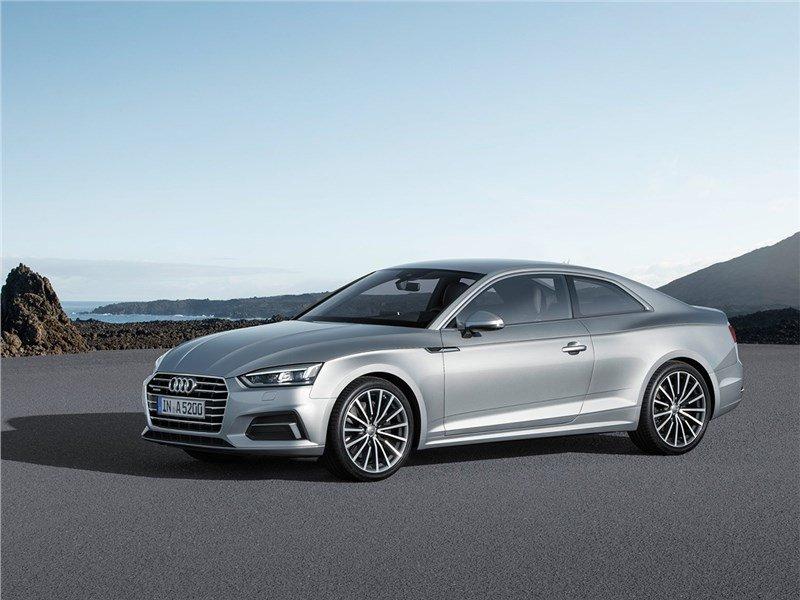 28ED В России подорожали две модели автомобиля Audi