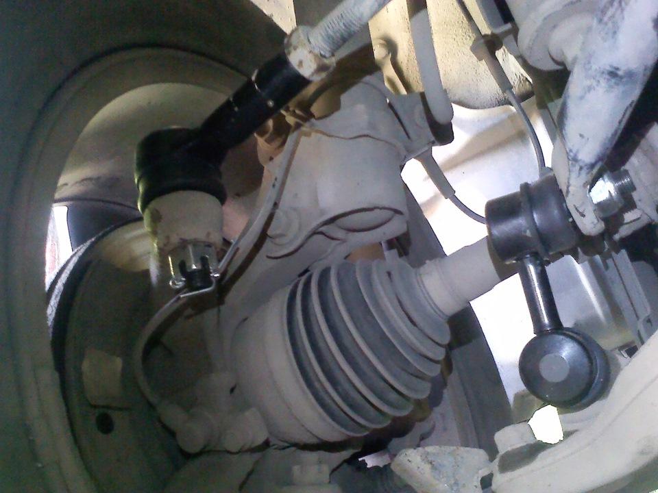 c22ffd2s-960 Замена наконечника рулевой тяги в Москве
