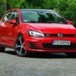 Первые изображения нового Volkswagen Golf GTI