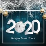 С новым годом 2020 ВАГ Сервис