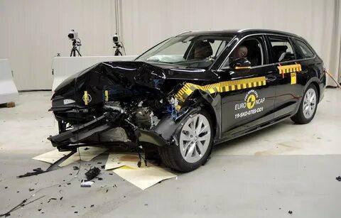 i2 Новая Skoda Octavia не справилась со всеми краш-тестами Euro NCAP