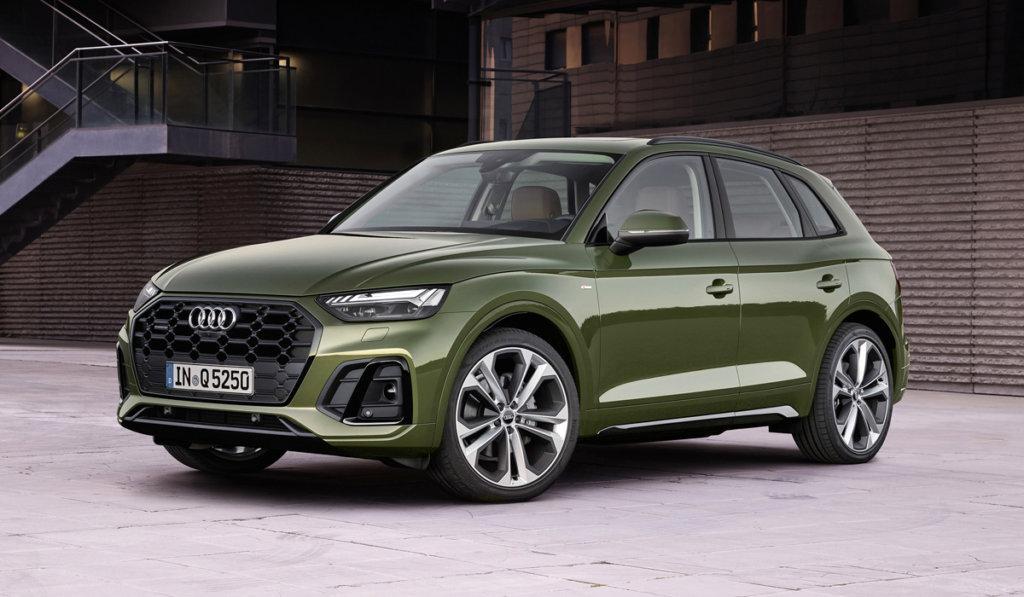 Audi-Q5-1024x597 Обновлённый Audi Q5 доберётся до России в 2021 году