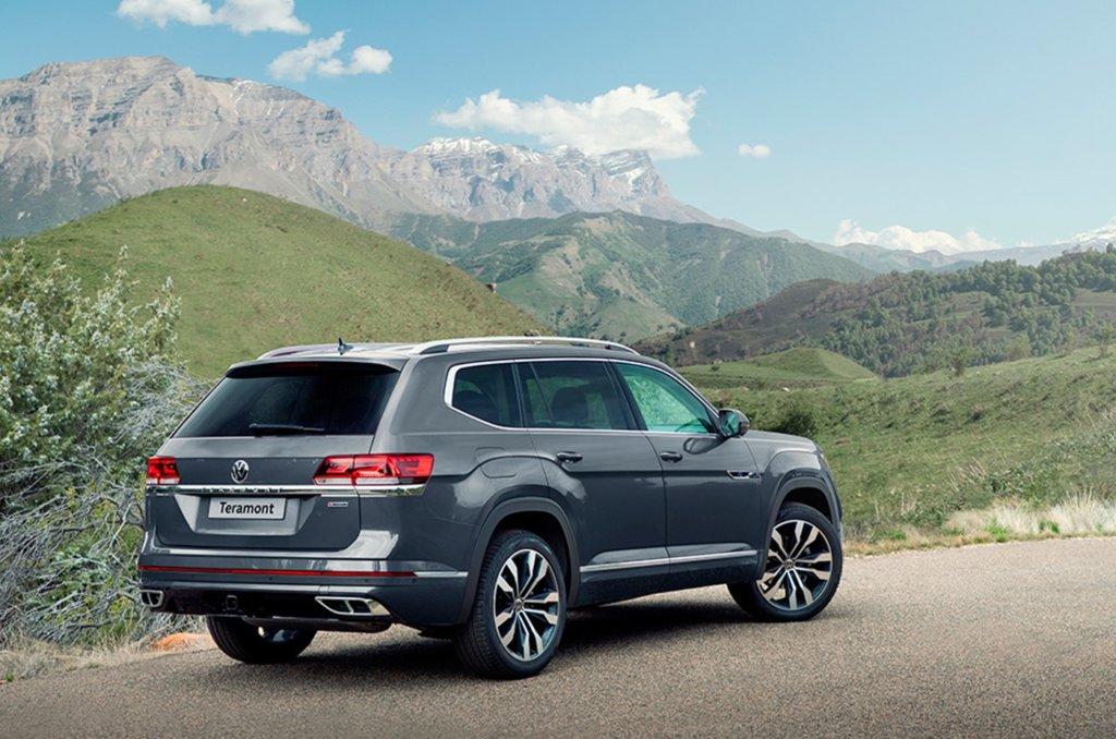 terra3-1024x678 Новый Volkswagen Teramont 2021 года